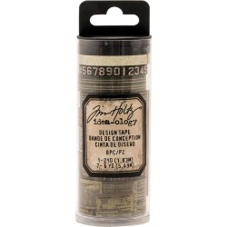 Travel Design Tape Tim Holtz Idea-ology