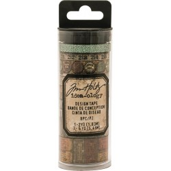Vintage Design Tape Tim Holtz Idea-ology