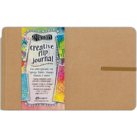 Creative Flip Journal Small Dylusions Dyans Reaveley