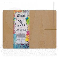 Creative Flip Journal Big Dylusions Dyans Reaveley