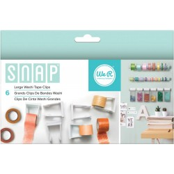 Snap Large Washi Tape Clips We R Memory Keepers