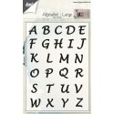 Alphabet Uppercase Clear Stamps Joy!Crafts