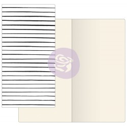 Modern Lines Notebook Refill My Traveler's Journal Prima Marketing