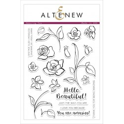 "Timbri Adore You Clear Stamps 6""x8"" Altenew"