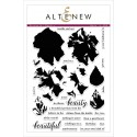 """Timbri Perennial Beauty Clear Stamps 6""""x8"""" Altenew"""