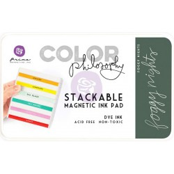 Foggy Nights Prima Color Philosophy Dye Ink Pad Prima Marketing
