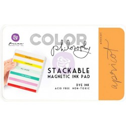 Apricot Prima Color Philosophy Dye Ink Pad Prima Marketing