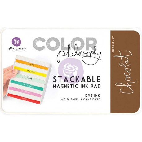 Chocolat Prima Color Philosophy Dye Ink Pad Prima Marketing