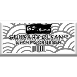 Squeaky Clean Stamp Scrubber Brutus Monroe