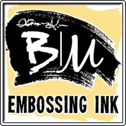 Mini Clear Embossing Ink Brutus Monroe