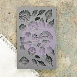 Rustic Fleur Vintage Art Decor Moulds Prima Marketing
