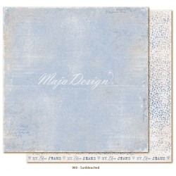 "Carta Sunbleaced 12""x12"" Denim & Friends Collection Maja Design"