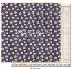 "Carta Gentleman 12""x12"" Denim & Friends Collection Maja Design"