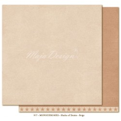 "Beige Monochromes - Shades of Denim 12""x12"" Maja Design"