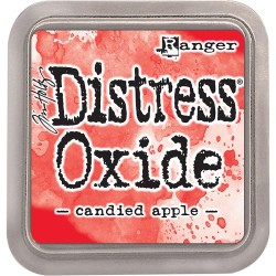 Candied Apple Distress Oxide Ink Pad Tim Holtz