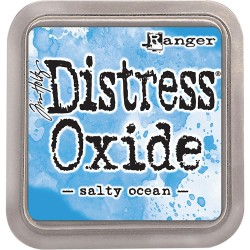 Salty Ocean Distress Oxide Ink Pad Tim Holtz