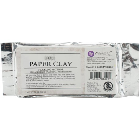 Paper Clay Modelling Material Prima Marketing