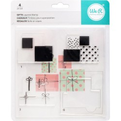 Gifts Layered Stamp Kit We R Memory Keepers