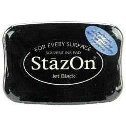 Jet Black Staz On