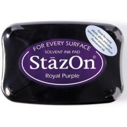 Royal Purple Staz On