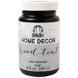 Grey Wood Tint 236 ml FolkArt Home Decor Plaid