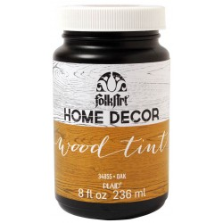 Oak Wood Tint 236 ml FolkArt Home Decor Plaid