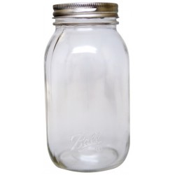 32 oz Ball Regular Mouth Canning Jars 1 Quart