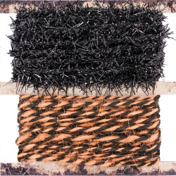 Black & Orange Trimmings Idea-ology by Tim Holtz