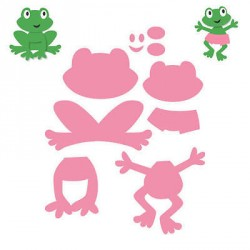 Frog Collectables Dies Marianne Design