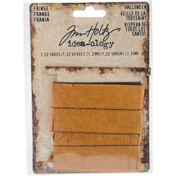 Fringe Halloween Idea-ology by Tim Holtz