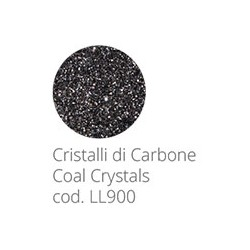 Cristalli di Carbone Coal Crystals Brilli di Tommy Art