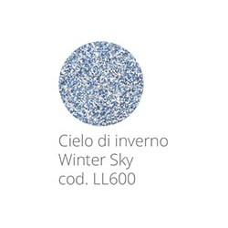 Cielo di Inverno Winter Sky Brilli di Tommy Art