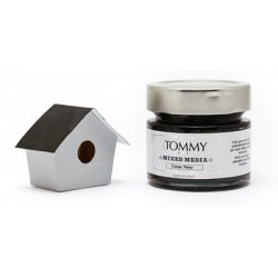 Gesso Nero 80 ml di Tommy Art