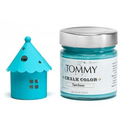 Colore Turchese 80 ml di Tommy Art