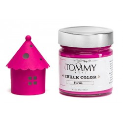 Colore Fuchsia 80 ml di Tommy Art