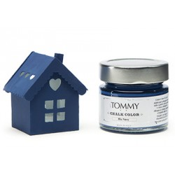 Colore Blu Navy 80 ml di Tommy Art