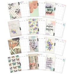 Bliss A5 Monthly Planner Inserts Carpe Diem Simple Stories