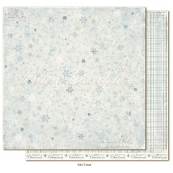 "Carta Frost 12""x12"" Joyous Winterdays Collection Maja Design"