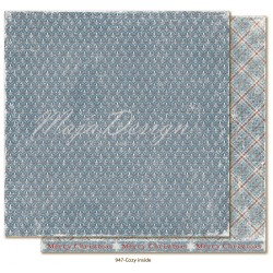 "Carta Cozy Inside 12""x12"" Joyous Winterdays Collection Maja Design"