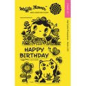 "Enveloper Birthday Crafts Clear Stamps 4""x6"" Waffle Flower"