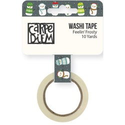 Feelin' Frosty Sub Zero Washi Tape