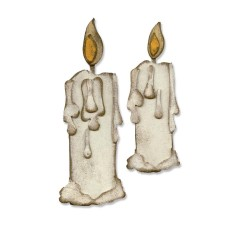 Candlelight Bigz Die by Tim Holtz Sizzix