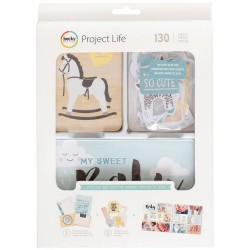 Little You Boys Project Life Value Kit 71/Pkg