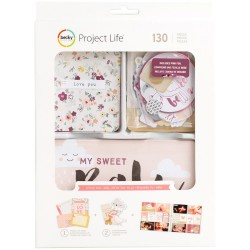 Little You Girls Project Life Value Kit 71/Pkg