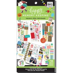 Seasonal 2 Stickers Create 365 The Happy Planner Me & My Big Ideas