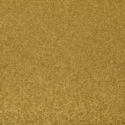 "Gold Self-Adhesive Glitter Paper 12""x12"""
