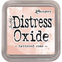 Aged Mahogany Distress Oxide Ink Pad Tim Holtz