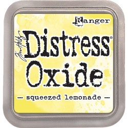 Squeezed Lemonade Distress Oxide Ink Pad Tim Holtz