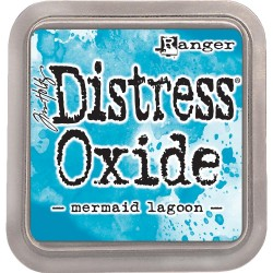 Mermaid Lagoon Distress Oxide Ink Pad Tim Holtz