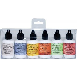 Heavy Metals Color Burst Liquid Metal Assortment Ken Oliver